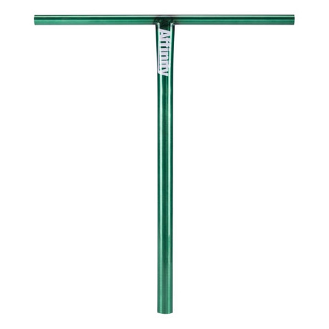Руль для самоката AFFINITY Classic XL T-Bar (Trans Green) Oversized