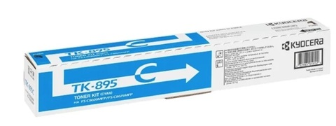 Картридж Kyocera TK-895C 1T02K0CNL0 голубой