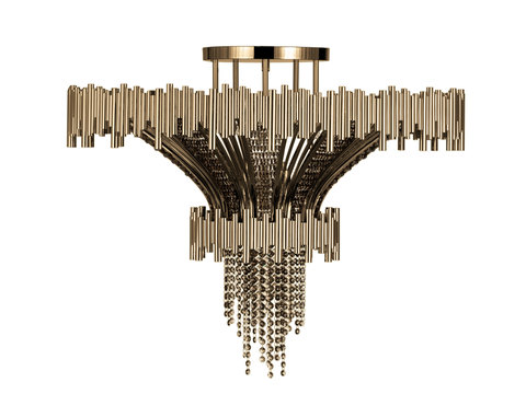Потолочный светильник копия SCALA by Luxxu