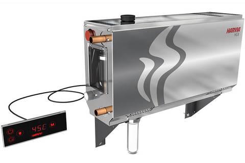 HARVIA Парогенератор HELIX HGX11 10.8 кВт с контрольной панелью