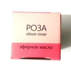 Эфирное масло розы2