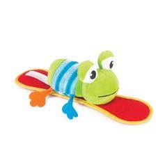 Happy Snail Игрушка-крепитель на коляску