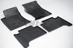 """Резиновые коврики """"Сетка"""" для Lexus GX470 (2002-2009)"""