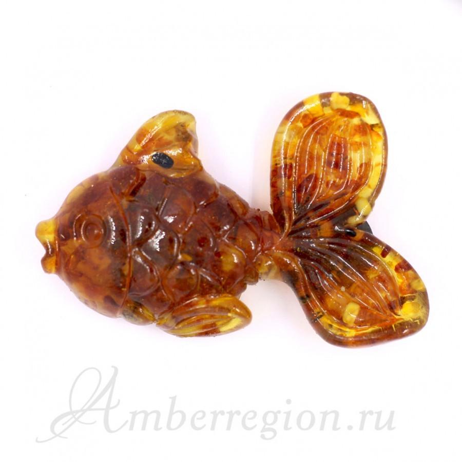 Магнит Золотая рыбка