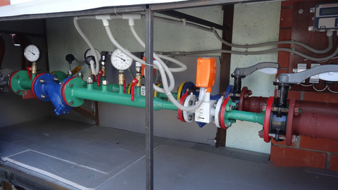 Производство и монтаж узлов учета тепловых ресурсов