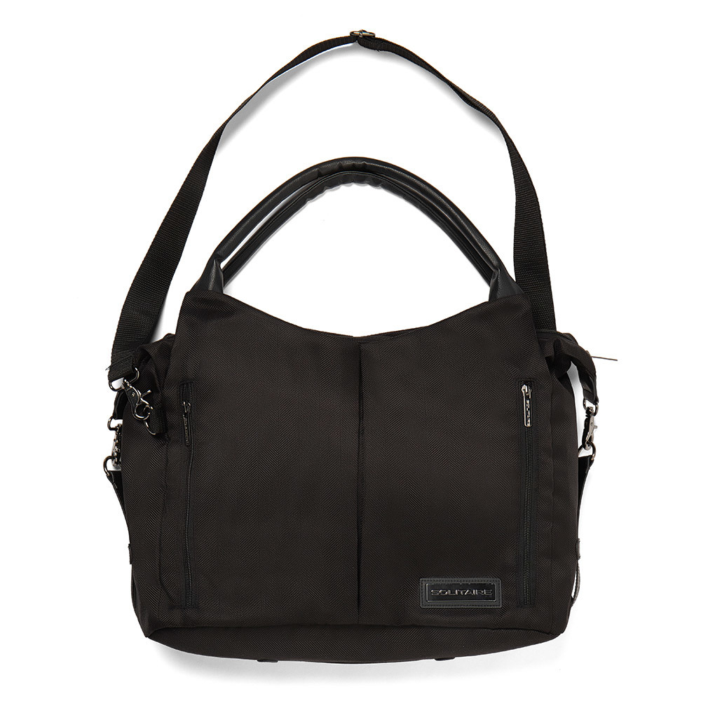 Сумки для коляски Moon Сумка Messenger Bag Solitaire Black 65000045-555-WICKELTASCHE-FASHION-SOLITAIRE-BLACK-FRONT.jpg