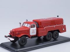 ZIL-157K PNS-100 fire engine Urshel Start Scale Models (SSM) 1:43