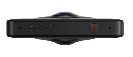Xiaomi Mijia Panoramic Camera 360° (Black)