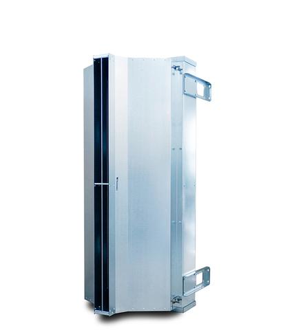 Электрическая завеса Тепломаш КЭВ-18П5051Е серия 500 IP54 (Длина 1,5м)