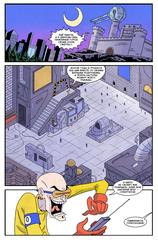 Злодеи. Лимитированная обложка для Комиксшопов