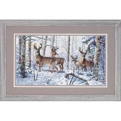 DIMENSIONS Зима в лесу