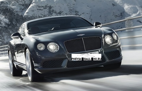 Bentley Continental GT 2003- Ремонт Передней Пневмоподвески