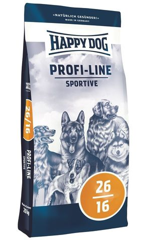 Happy Dog Profi-Line Sportive 26/16