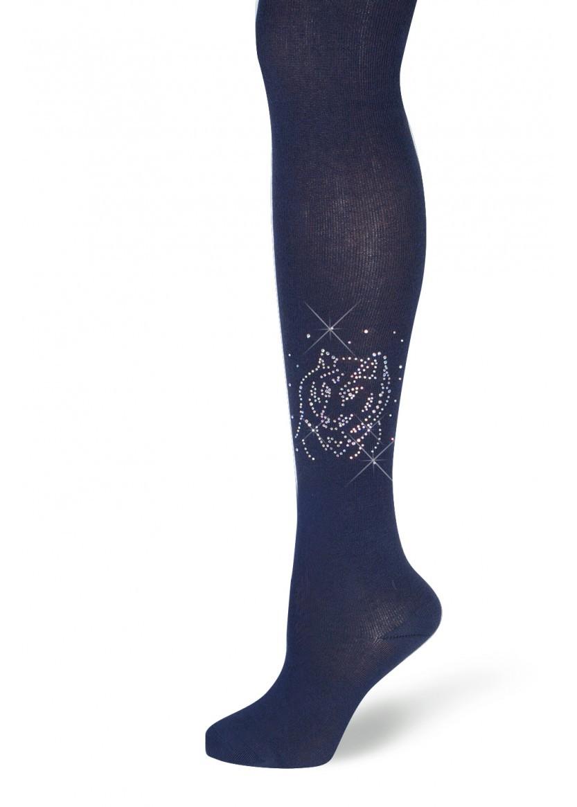 LARMINI Колготки LR-C-152972, цвет тёмно-синий
