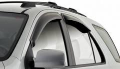 Дефлекторы боковых окон EGR для Nissan X-Trail (2014-2020) № 92463042B