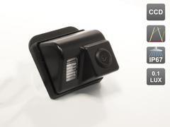 Камера заднего вида для Mazda 3 HATCHBACK Avis AVS326CPR (#044)