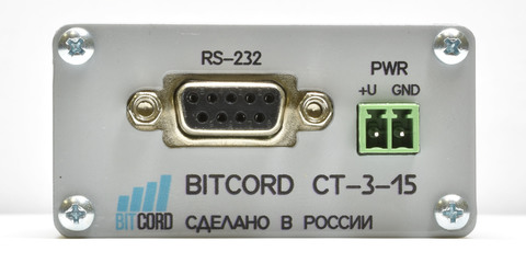 Bitcord CT-3-15 KIT
