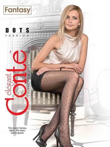 Колготки Dots Conte