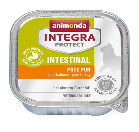 Animonda Integra Protect Cat (ламистер) Intestinal pure Turkey