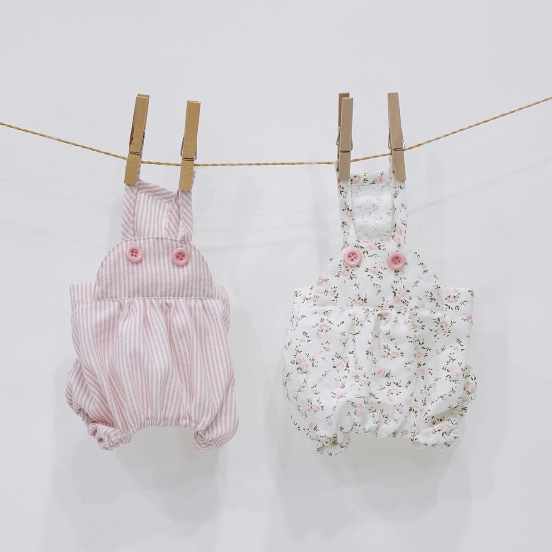 2568 BH Летние штанишки borishouse для собак Pink