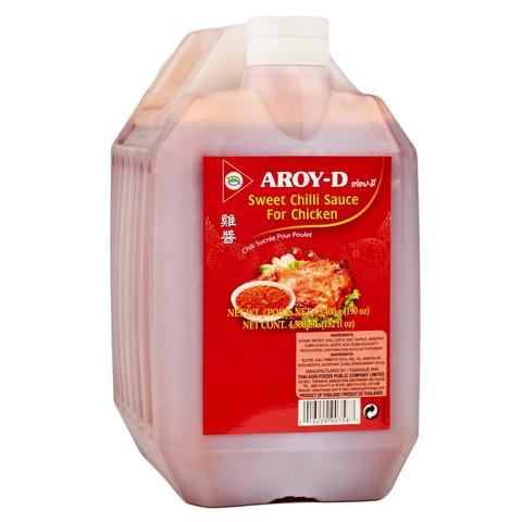 Соус чили сладкий для курицы Aroy-D, 5,4кг