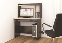 Стол компьютерный Вита-2 (Венге/Дуб молочный)