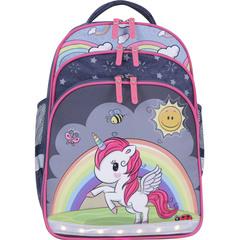 Рюкзак школьный Bagland Mouse 143 малиновый 680 (00513702)