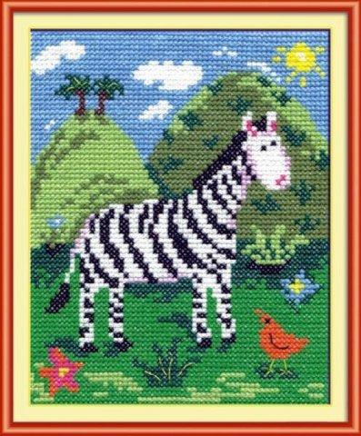 Солнечная Африка 37-01 (Д080)
