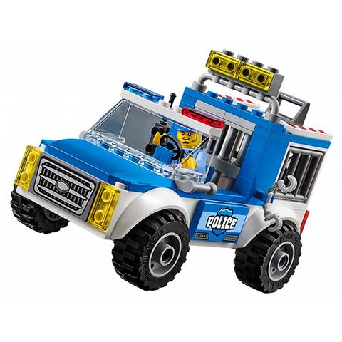 LEGO Juniors: Погоня на полицейском грузовике 10735 — Police Truck Chase — Лего Джуниорс Подростки