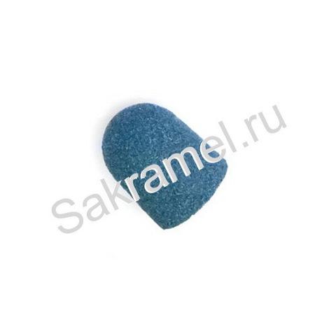 Колпачок абразивный 16 мм. синий #180