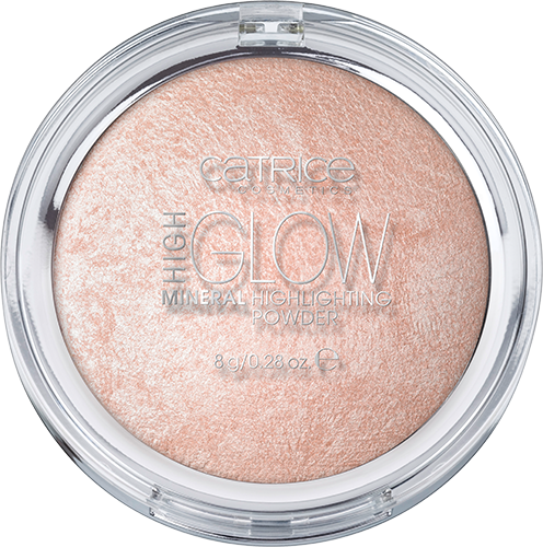 Catrice High Glow Mineral Highlighting Powder Light Infusion компактный хайлайтер 8 г