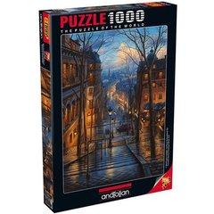 Puzzle Montmartrede Bahar. Montmartre Spring 1000 pcs