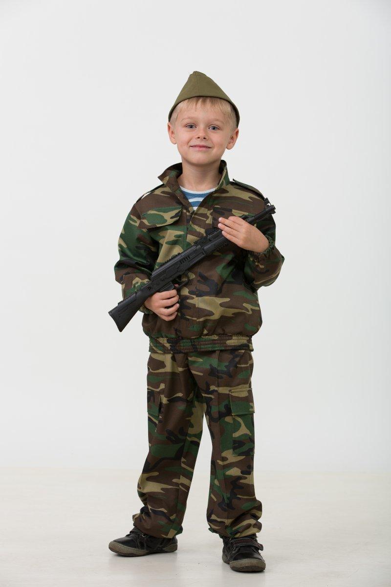 Костюм для мальчика Разведчик