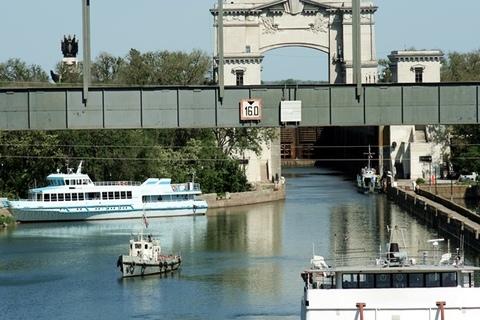 Проектная документация. Строительство водотранспортного гидроузла на крупной реке. 2 этап (основной период).