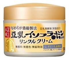 Крем для лица с ретинолом и изофлавонами сои Wrinkle Cream 50г