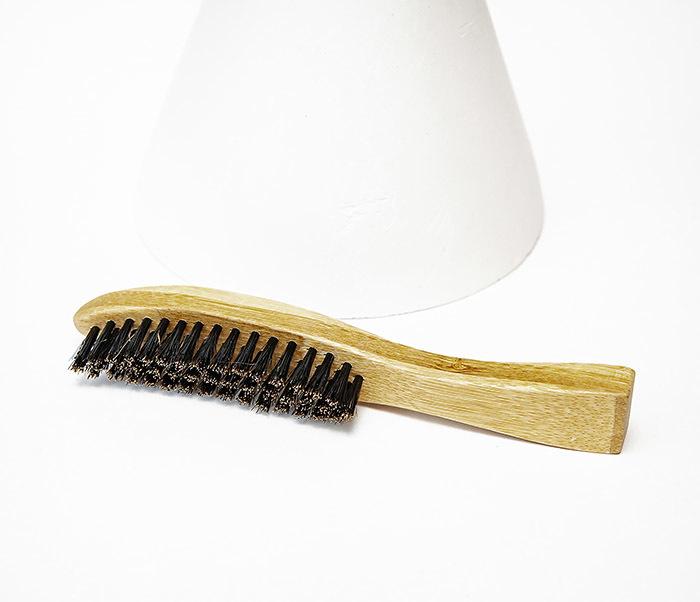 CARE166 Деревянная щетка для волос фото 03