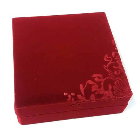 Подарочная бархатная коробочка