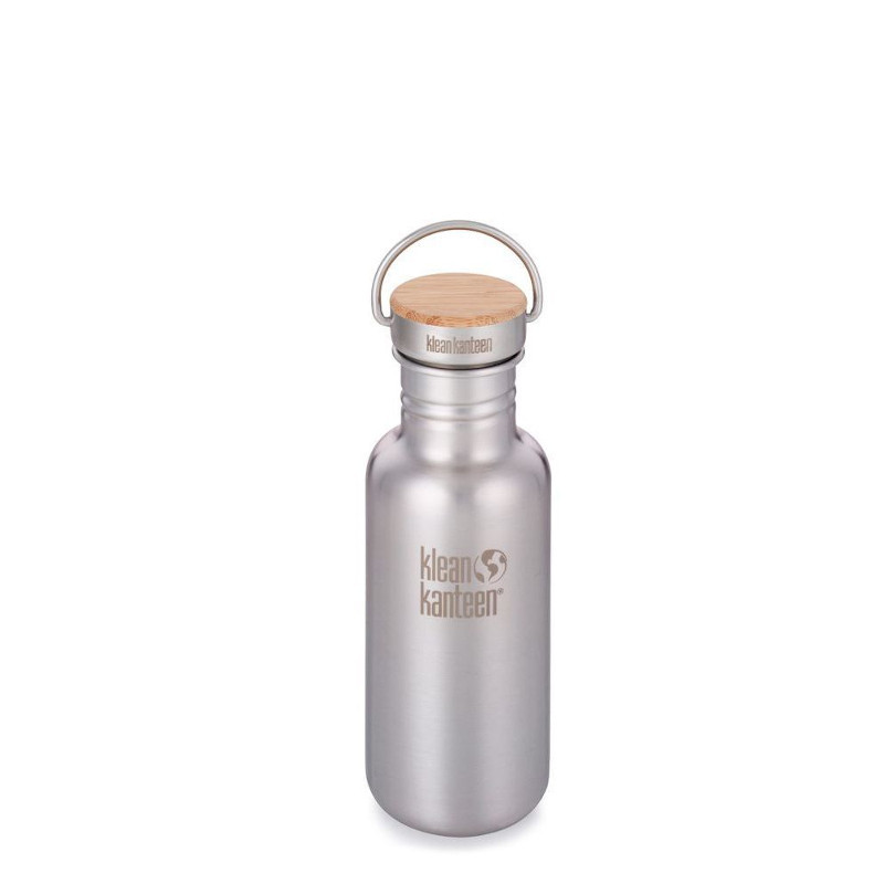 Бутылка Klean Kanteen Reflect 18oz (532 мл) Brushed (матовая)