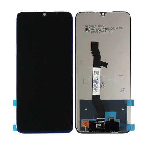 Дисплей для Xiaomi Redmi Note 8 в сборе с тачскрином Черный