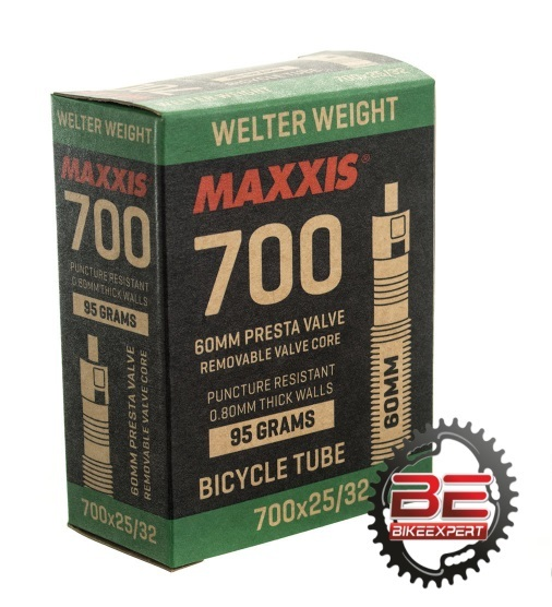 Камера Maxxis WelterWeight 700x25-32С