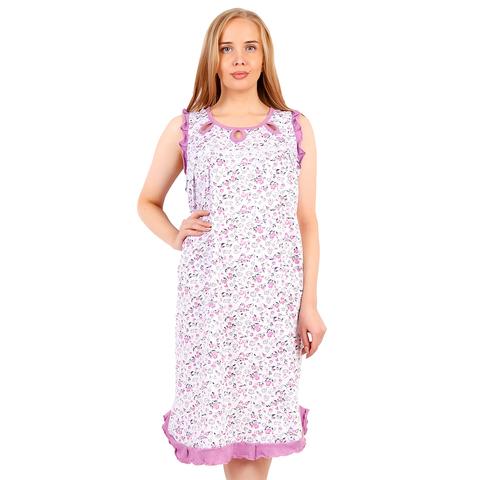 Сорочка женская (48-56) 190125-W0130