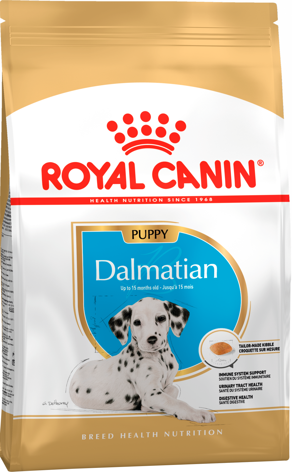 Royal Canin Корм для щенков собак породы далматин, Royal Canin Dalmatian Puppy 378120.png