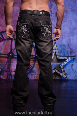 Джинсы Affliction Denim Killers Premium