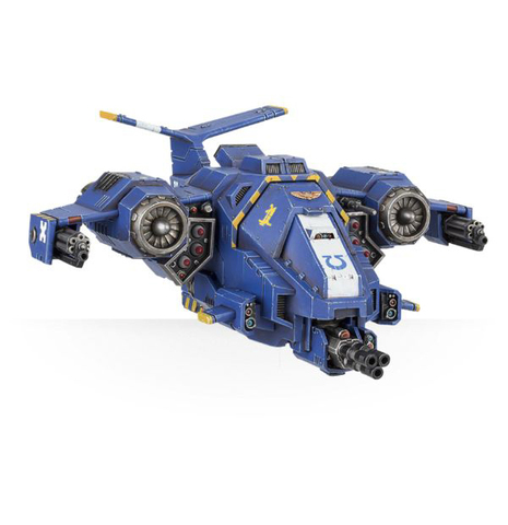 SPACE MARINE STORMHAWK INTERCEPTOR (2016)