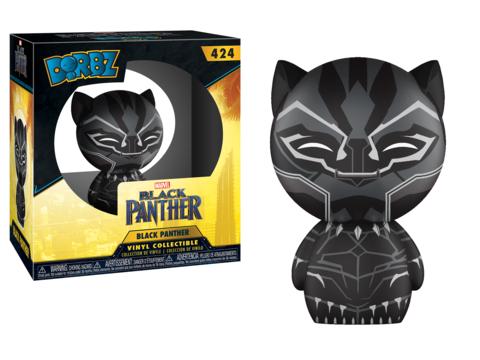Фигурка Funko Dorbz: Marvel: Black Panther: Black Panther 24086