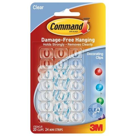 Крючки Command 20шт. домашние