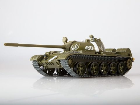 Tank T-55 Our Tanks #28 MODIMIO Collections