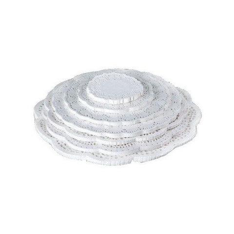 Салфетки ажурные d=16,5 см (100 шт.)