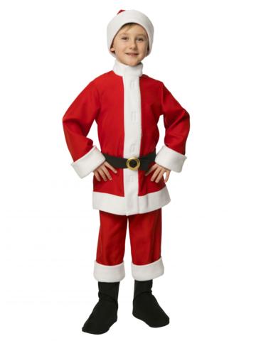 Костюм Санта Клаус детский 1