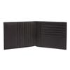 Кошелек Piquadro Modus, черный, 12,5х9,5х2 см